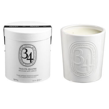 Diptyque - LARGE OUTDOOR CANDLE 34