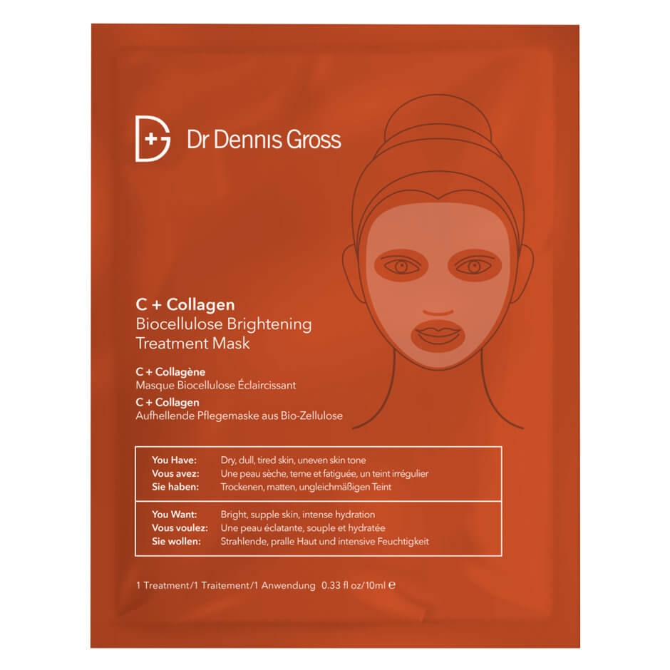 Dr. Dennis Gross - COLLAGEN BIOCELLULOSE MASK