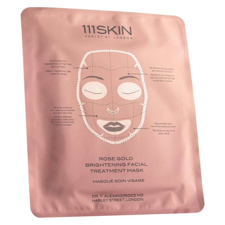 Rose Gold Mask 111skin Mecca Nuface Facial Single