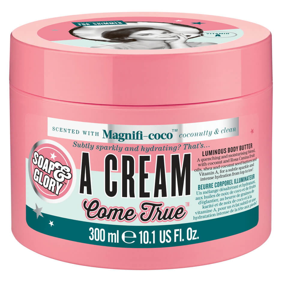 Soap & Glory - CREAM COME TRUE BODY BUTTER