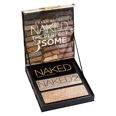 Urban Decay - Naked The Perfect 3Some Vault