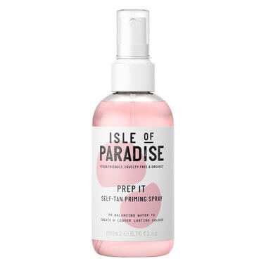 Isle Of Paradise - PREP IT TAN PRIMER 200ML