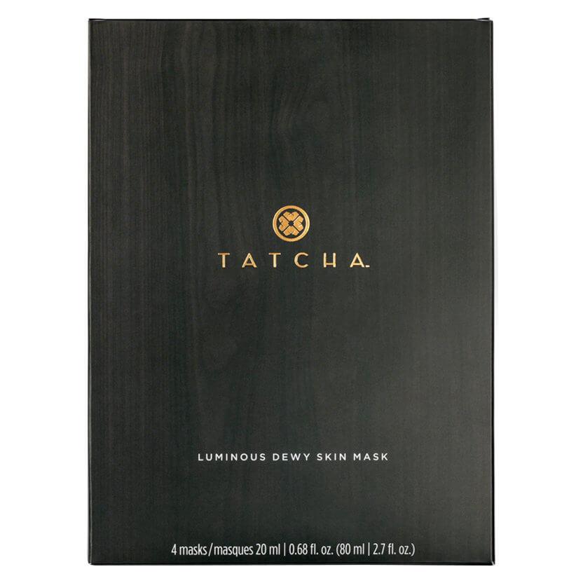 Tatcha - Luminous Dewy Skin Mask - 4 Masks