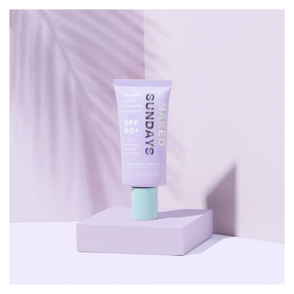 Naked Sundays - SPF50+ 100% Mineral Perfecting Priming Lotion