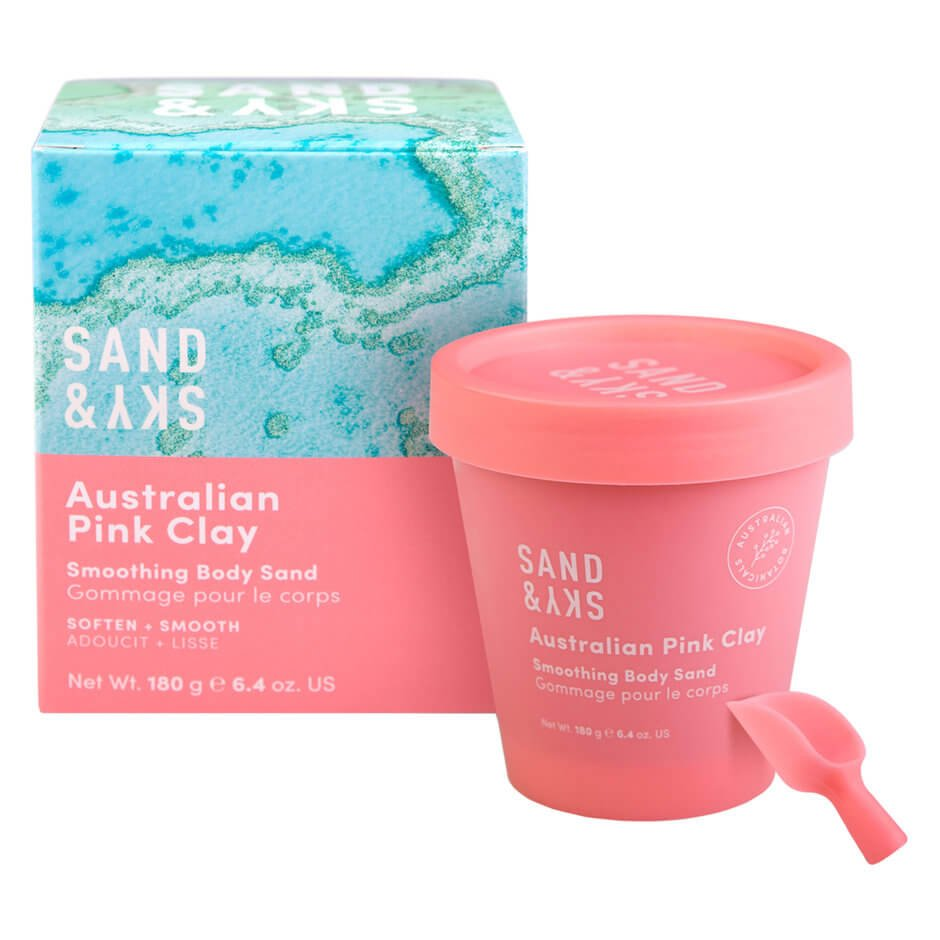 Sand And Sky - SMOOTHING BODY SAND 260G