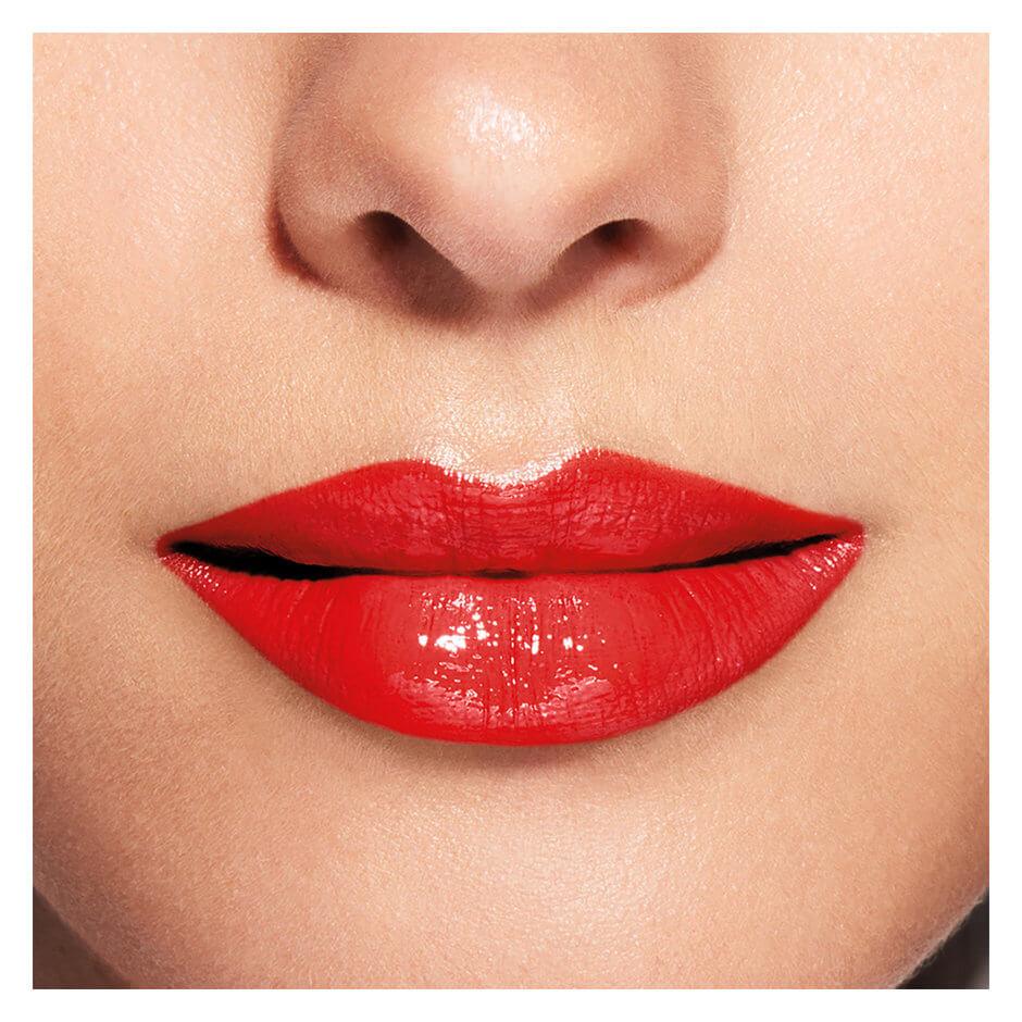 Shiseido - LacquerInk LipShine - 304 Techno Red