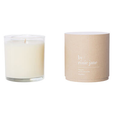 By Rosie Jane - Tilly Candle 60hr Soy Wax