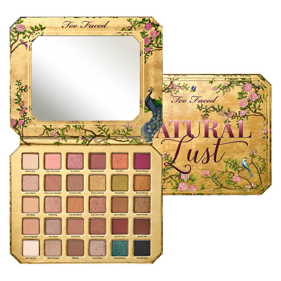 Too Faced - Natural Lust Eye Shadow Palette