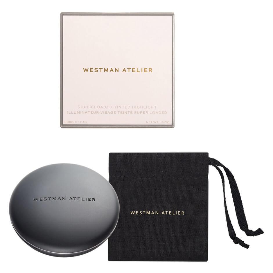 Westman Atelier - Super Loaded Tinted Highlighter - Peau de Peche