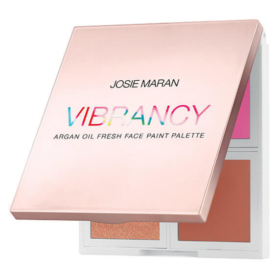 Josie Maran Cosmetics - Argan Fresh Face Paint Palette