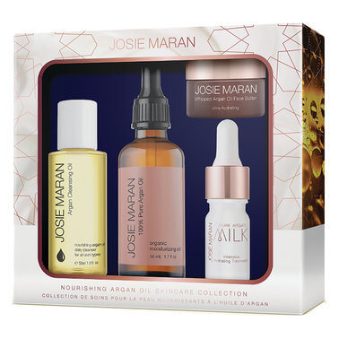 Josie Maran Cosmetics - Nourishing Argan Oil Skincare Collection