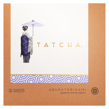 Tatcha - Aburatorigami Blotting Papers
