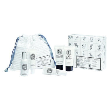 Diptyque - The Art of Face and Body Care Travel Set