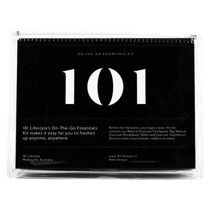 101 Lifestyle - TRAVEL KIT
