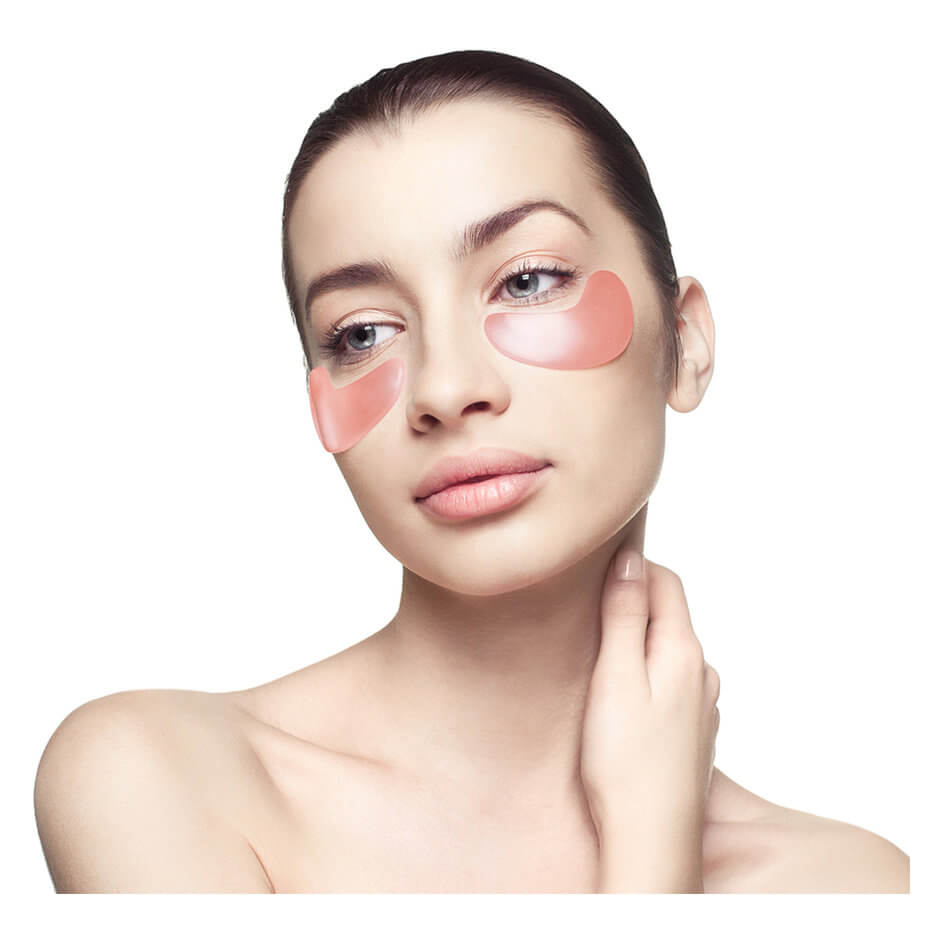 Knesko - Rose Quartz Antioxidant Collagen Eye Mask  - 6 pack