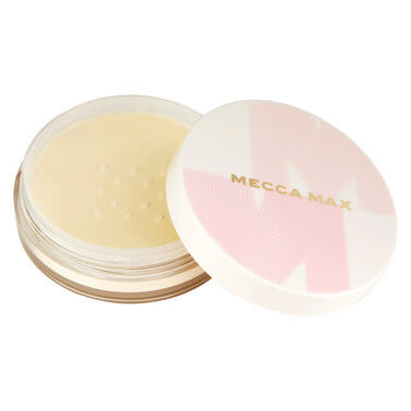 MECCA MAX - BANANA BAKE LOOSE POWDER