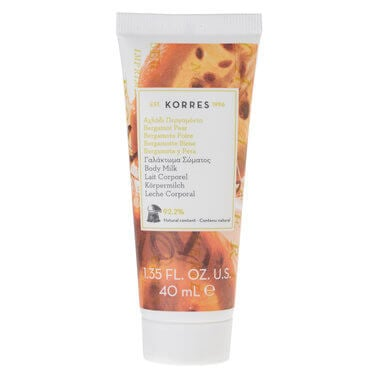 Korres - Bergamot Pear Body Milk - 40ML