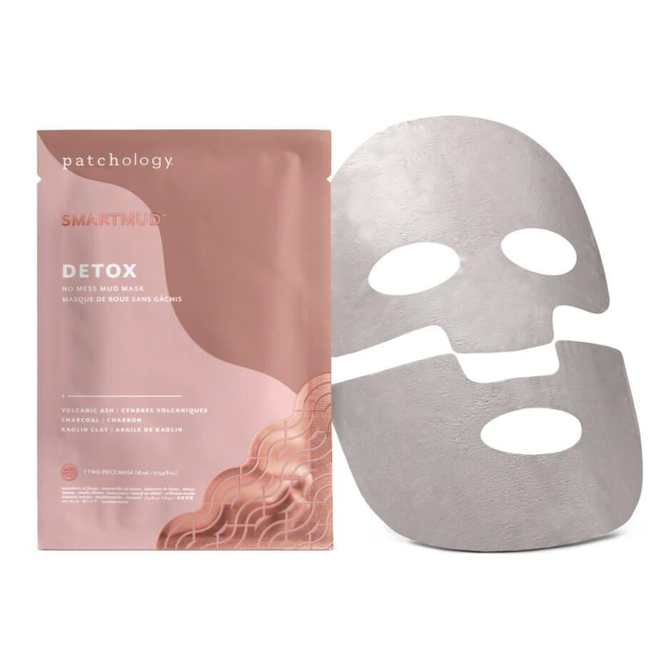 Patchology - Detox SmartMud No Mess Mud Masque - 1 sheet