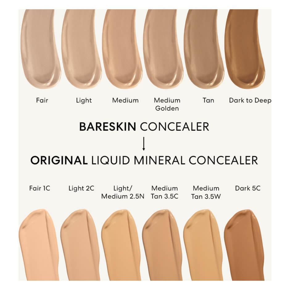 bareMinerals - Original Liquid Mineral Concealer - Tan 4C