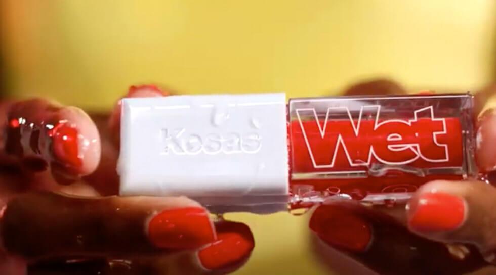 Wet Lip Oil Gloss, Dip, video