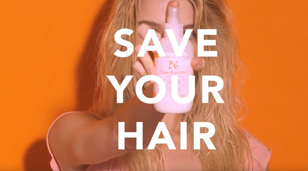 Bumble and bumble - Hairdresser's UV Protective Dry Oil Finishing Spray
