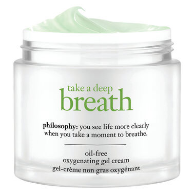 Philosophy - TAKE A DEEP BREATH GEL CREAM