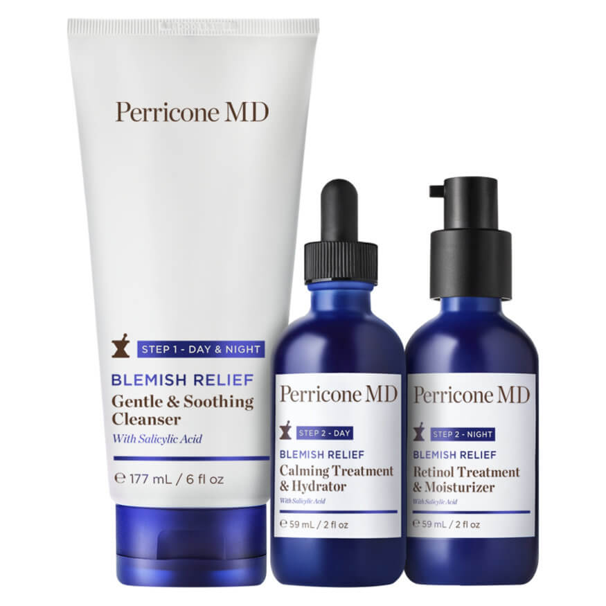Perricone MD - ACNE THERAPY 90 DAY REGIMEN