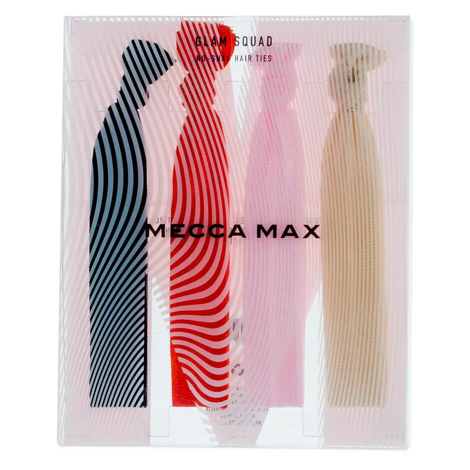 Mecca Max - HAIR COILS TIES