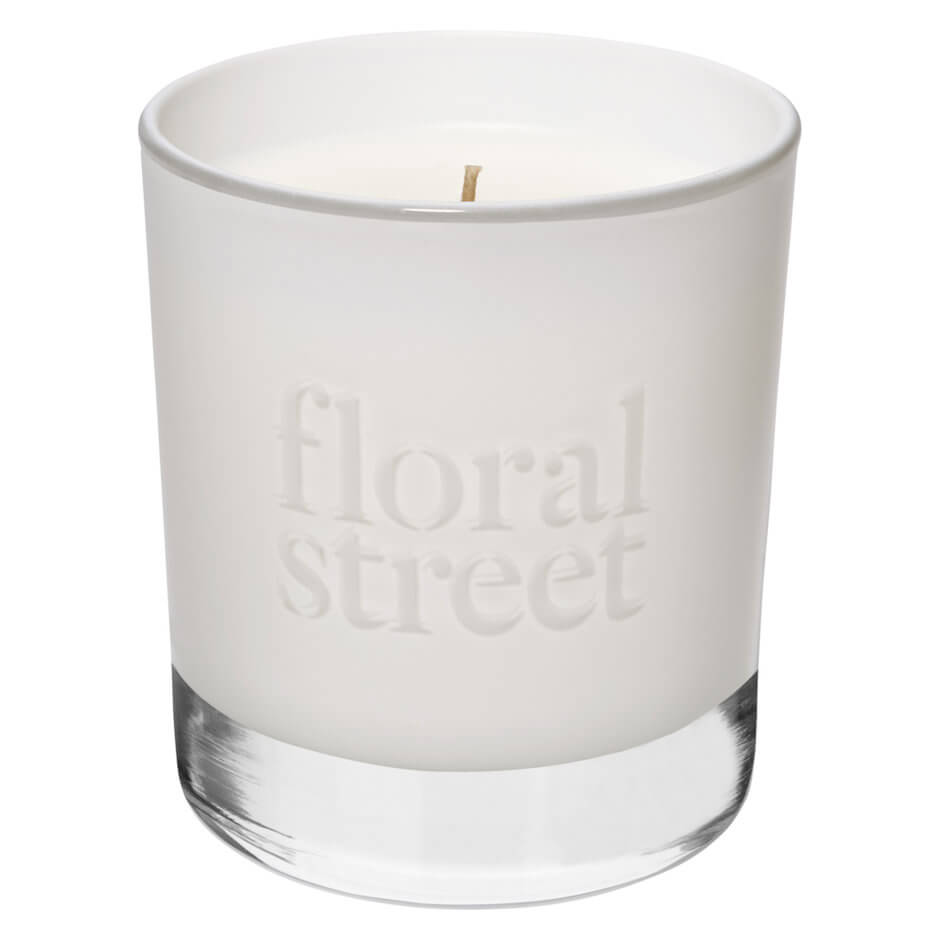 Floral Street - CANDLE WHITE ROSE 200G
