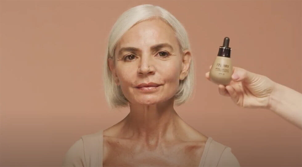 By Terry - Hyaluronic Hydra Foundation - 100C