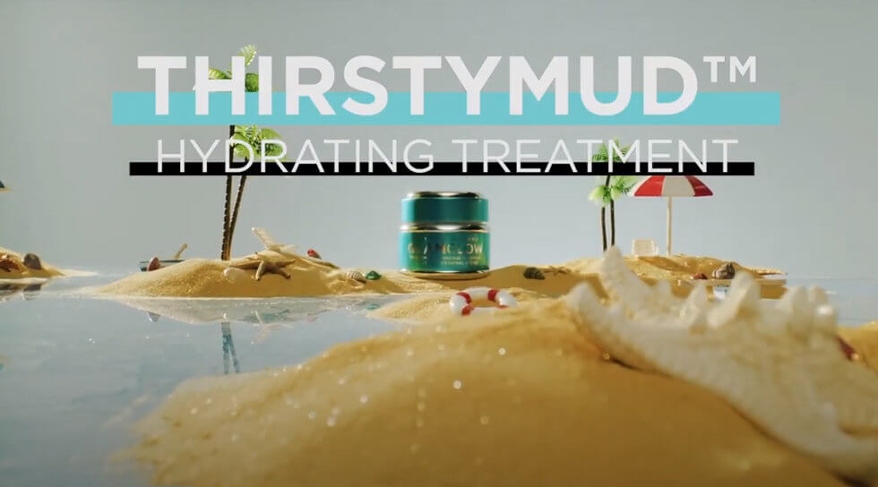 ThirstyMud Hydrating Treatment, , video