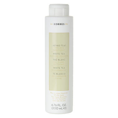 Korres - White Tea Facial Gel Cleanser