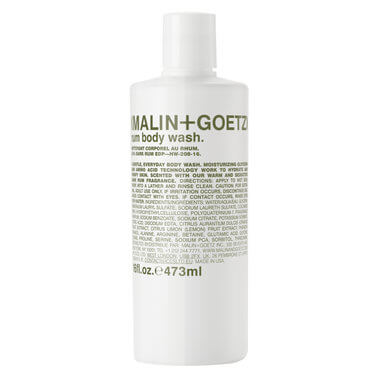 Malin+Goetz - Rum Body Wash