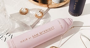 Hair by Sam McKnight: Hadid Approved Haircare