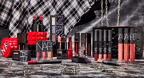 NARS GOES PUNK FOR THE HOLIDAYS