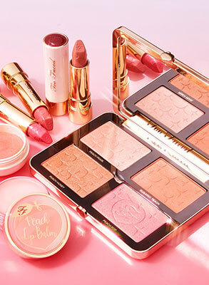 Celebrate with Too Faced