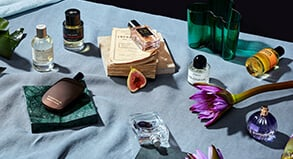 FLORAL FRAGRANCES FOR DAY AND NIGHT
